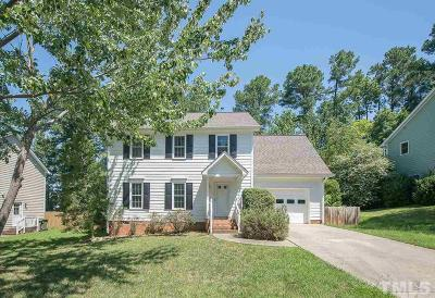 Cary NC Single Family Home For Sale: $270,000