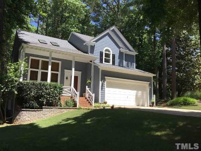 Cary Single Family Home For Sale: 201 Hunters Crossing