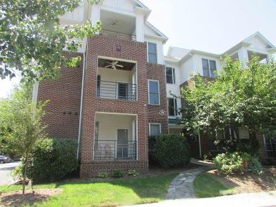 Raleigh Condo Contingent: 710 N Person Street #207