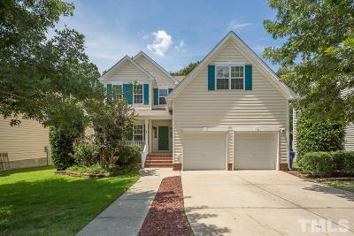 Rolesville Single Family Home For Sale: 517 Littleport Drive