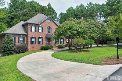 Raleigh Single Family Home For Sale: 5325 Birchleaf Drive