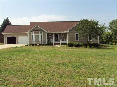 Johnston County Rental For Rent: 404 Hunting Lodge Road