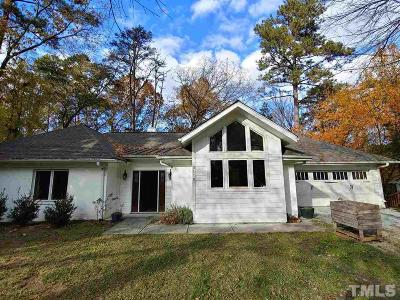 Durham Single Family Home For Sale: 3110 Buckingham Road