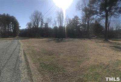 Durham Residential Lots & Land Pending: 2501 Holly Heights Avenue