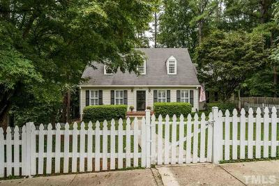 Raleigh Single Family Home For Sale: 924 Northbrook Drive