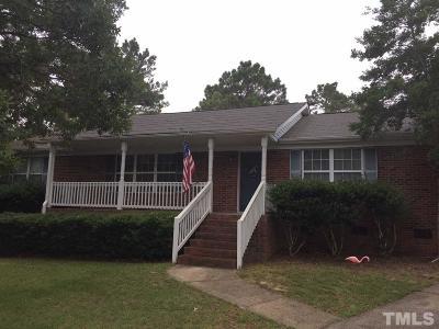Sanford Single Family Home For Sale: 620 Coachman Way