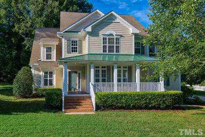 Wake Forest NC Single Family Home For Sale: $410,000
