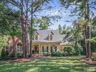 Cary NC Single Family Home For Sale: $689,900