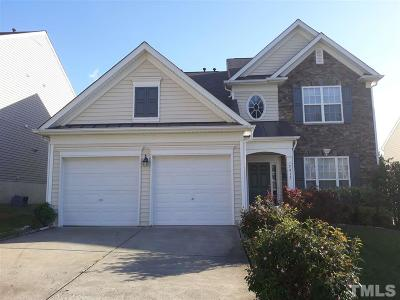 Raleigh Single Family Home For Sale: 5415 Shaker Heights Lane