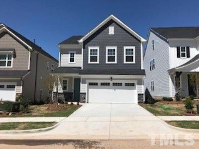 Cary Single Family Home Pending: 1221 Canyon Shadows Court #153