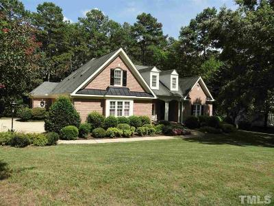 Raleigh NC Single Family Home For Sale: $585,000
