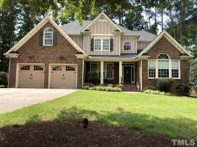 Holly Springs Single Family Home For Sale: 112 Branchside Lane