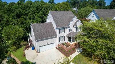 Raleigh Single Family Home For Sale: 4505 Crabtree Pines Lane