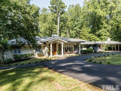 Durham Single Family Home For Sale: 4004 Bristol Road