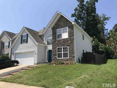 Holly Springs Single Family Home For Sale: 204 Pyracantha Place