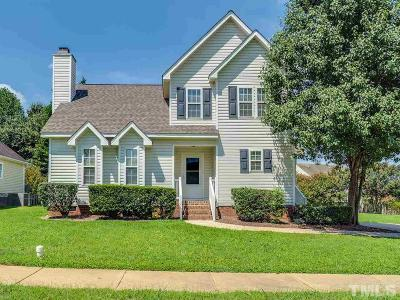 Holly Springs Single Family Home Pending: 105 Blooming Meadows Road