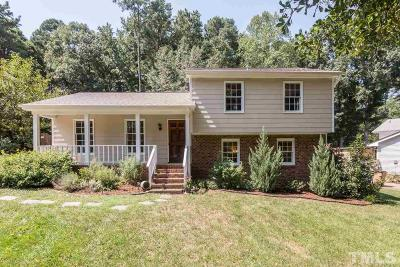 Wake County Single Family Home For Sale: 5304 Kaplan Drive