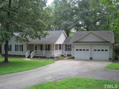 Johnston County Single Family Home For Sale: 108 Campen Court