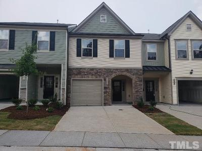 Johnston County Rental For Rent: 101 E Grove Point Drive