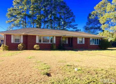 Dunn Single Family Home For Sale: 705 N Park Avenue