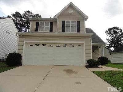 Raleigh Single Family Home For Sale: 8512 Neuse Town Drive