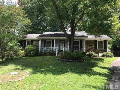Raleigh Single Family Home For Sale: 300 Lyme Court