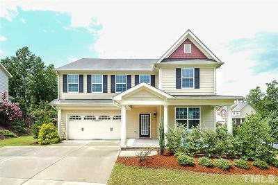Holly Springs Single Family Home For Sale: 200 Harbor Fog Trail