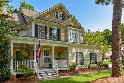Apex Single Family Home For Sale: 300 Hickory Bottom Court