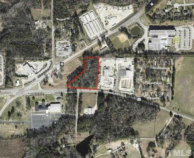 Wake County Residential Lots & Land For Sale: 1851 Wendell Boulevard