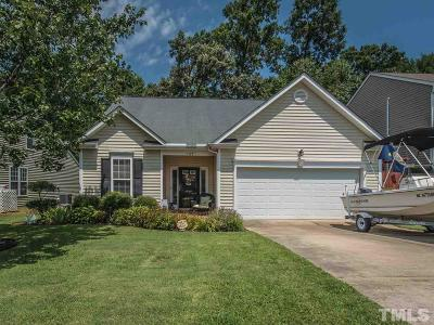 Clayton Single Family Home For Sale: 157 Marino Place