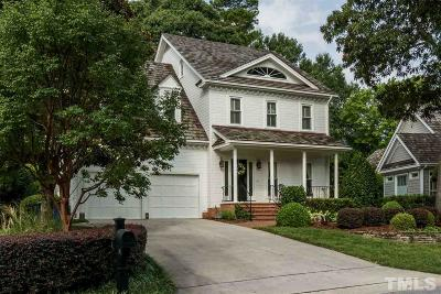 Raleigh Single Family Home For Sale: 8509 Riddle Place