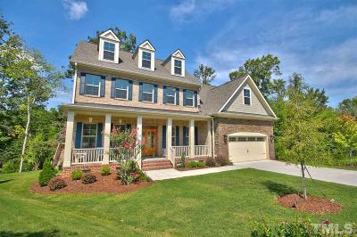 Cary NC Single Family Home For Sale: $575,000