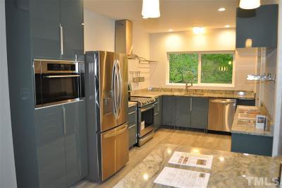Durham Single Family Home For Sale: 104 Masondale Avenue