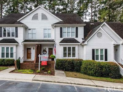 Johnston County Townhouse For Sale: 721 S Page Street