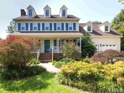 Wake County Single Family Home For Sale: 5013 Khaki Run