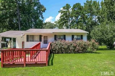 Garner Single Family Home For Sale: 1418 Kelly Road