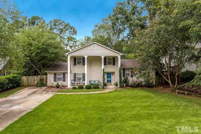 Raleigh Single Family Home For Sale: 4709 Scollay Court