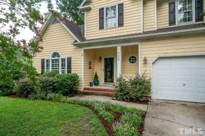 Raleigh Single Family Home For Sale: 5468 Ingate Way
