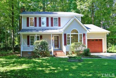 Durham County Single Family Home For Sale: 10 Cedar Bluff Court