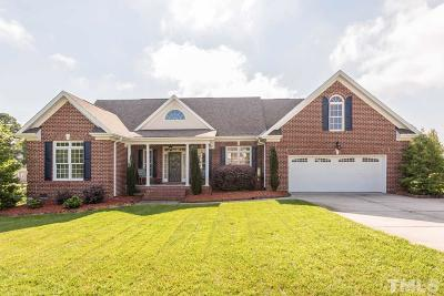 Knightdale Single Family Home For Sale: 1813 Proc Ridge Lane