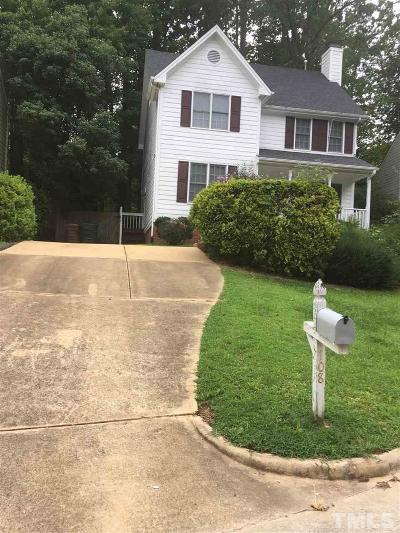Cary NC Rental For Rent: $1,400