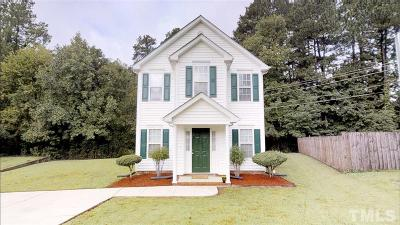 Durham County Single Family Home For Sale: 41 Yorkfield Court