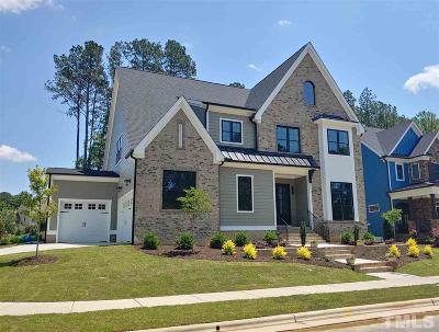 Apex Single Family Home For Sale: 1117 Goliath Lane