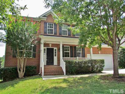 Wake Forest Single Family Home For Sale: 3636 Song Sparrow Drive