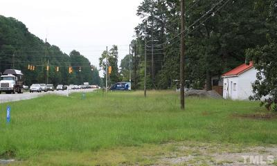 Wake County Commercial Lots & Land For Sale: 2248 E Williams Street
