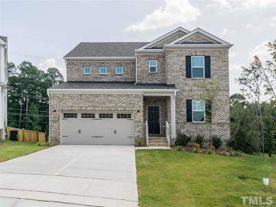 Apex Single Family Home For Sale: 1608 Tinos Overlook Way