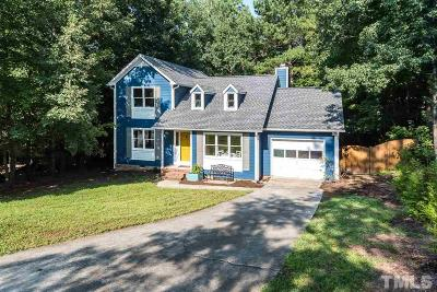 Durham County Single Family Home For Sale: 5205 Silkwood Drive