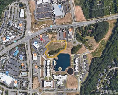 Wake County Commercial Lots & Land For Sale: Winston Hill Drive