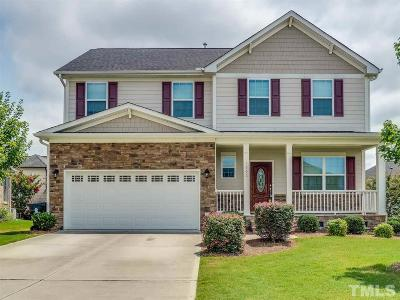 Wake County Single Family Home For Sale: 1003 Brintons Mill Lane