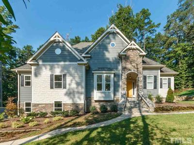 Pittsboro Single Family Home For Sale: 798 Horizon Drive